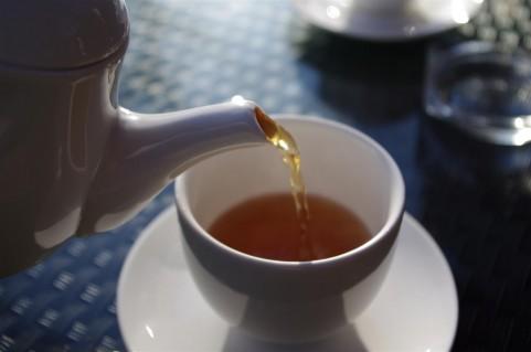 自宅でほっと紅茶タイム